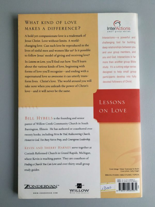 Interactions/Lessons on Love-5725