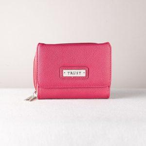 """""""Trust"""" Pink wallet-0"""