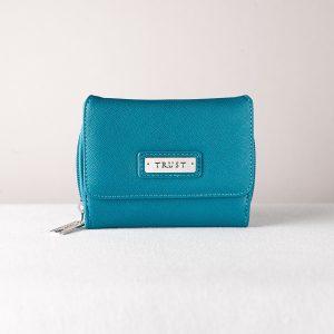 """""""Trust"""" blue wallet-0"""
