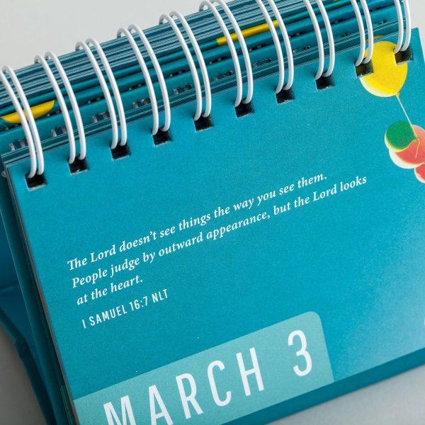 LOVE DOES flip calendar-0