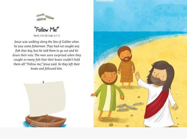 big little kid's bible