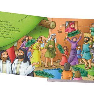 JESUS EST VIVANT PUZZLE SB5162