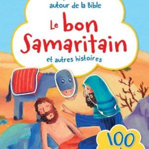 Livre d'activites - Le bon samaritain SB5532