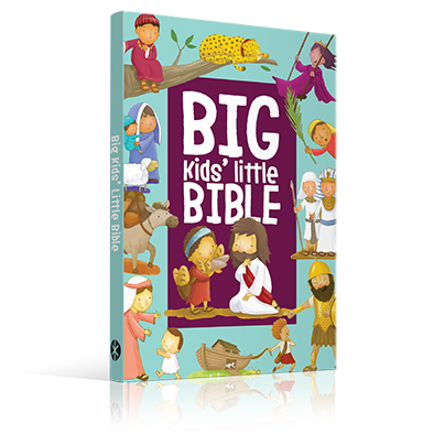 Big Kid's Little Bible
