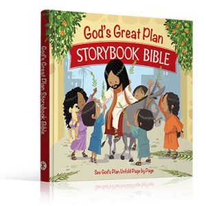 God's Great Plan Storybook
