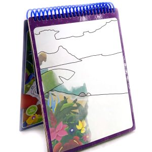 Creation: A Water Doodle Book