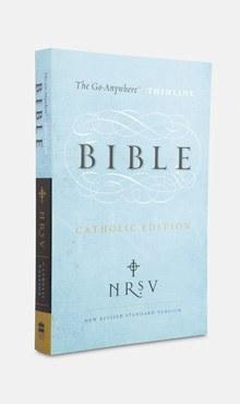 the go anywhere catholic bible nrsv